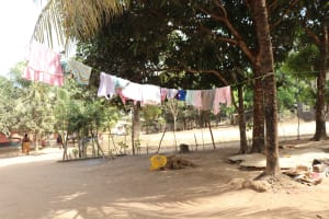The Water Project: Lungi, Suctarr, #1 Kabbia Lane -  Clothesline