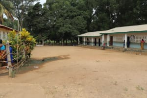 The Water Project: Lungi, Tintafor, St. Augustine Senior Secondary School -  Landscape