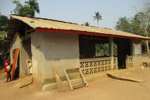 The Water Project: Lokomasama, Conteya Village -  Carpentry Workshop
