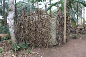 The Water Project: Lokomasama, Rotain Village -  Bathing Shelter