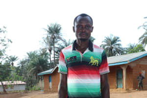 The Water Project: Lokomasama, Rotain Village -  Moseray Bangura