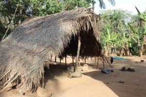 The Water Project: Lokomasama, Rotain Village -  Kitchen