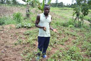 The Water Project: Khaunga A Community, Murutu Spring -  Joel Sawinja