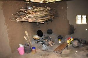 The Water Project: Mukhuyu Community, Namukuru Spring -  Inside The Kitchen