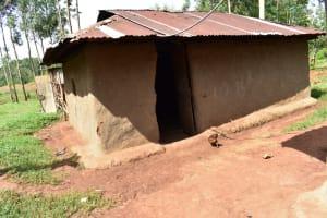 The Water Project: Mukhuyu Community, Namukuru Spring -  Kitchen