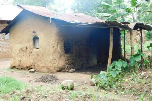 The Water Project: Musango Community, Wambani Spring -  Animal Pen