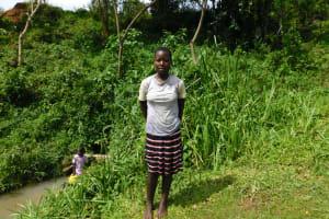 The Water Project: Maraba Community, Nambwaya Spring -  Beverline
