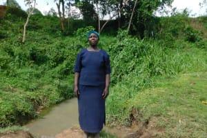 The Water Project: Maraba Community, Nambwaya Spring -  Irene Ayuma