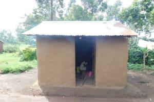 The Water Project: Maraba Community, Nambwaya Spring -  Kitchen