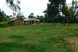 The Water Project: Maraba Community, Nambwaya Spring -  Home Compound