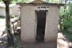 The Water Project: Emusaka Community, Muluinga Spring -  Animal Pen