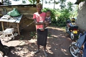 The Water Project: Emusaka Community, Muluinga Spring -  Lilian Edogo