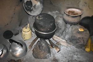 The Water Project: Emusaka Community, Muluinga Spring -  Preparing Some Breakfast