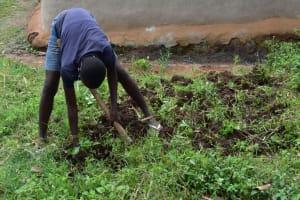 The Water Project: Bukalama Community, Wanzetse Spring -  Farming The Major Activity