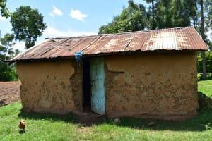 The Water Project: Bukalama Community, Wanzetse Spring -  Kitchen