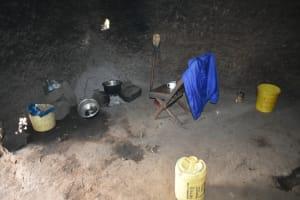 The Water Project: Bukalama Community, Wanzetse Spring -  Inside The Kitchen
