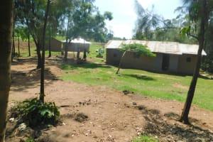 The Water Project: Mabanga Community, Ashuma Spring -  Compound
