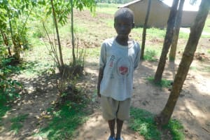 The Water Project: Mabanga Community, Ashuma Spring -  Mike