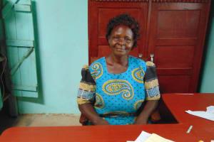 The Water Project: Mwembe Primary School -  Deputy Headteacher