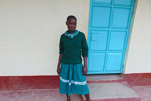 The Water Project: Mwembe Primary School -  Student Margret