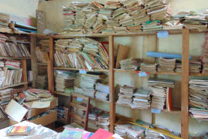 The Water Project: Mwembe Primary School -  Library