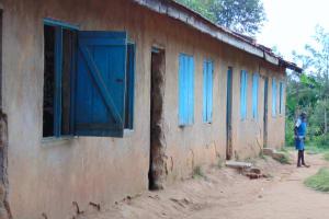 The Water Project: Jivuye Primary School -  Classrooms