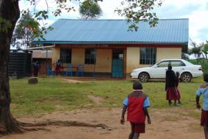 The Water Project: Jivuye Primary School -  Early Childhood Development Class