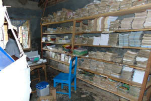 The Water Project: Jivuye Primary School -  Library