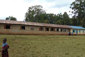 The Water Project: Jivuye Primary School -  Classrooms And Playing Field