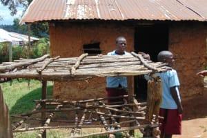 The Water Project: Jivuye Primary School -  Dishrack