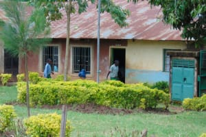 The Water Project: Friends Musiri Primary School -  Classrooms