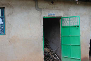 The Water Project: Friends Musiri Primary School -  Outside Former Library Now The Kitchen