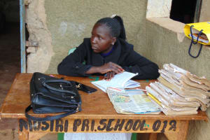 The Water Project: Friends Musiri Primary School -  Staff