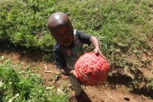 The Water Project: Mahira Community, Mukalama Spring -  Upcoming Footballer