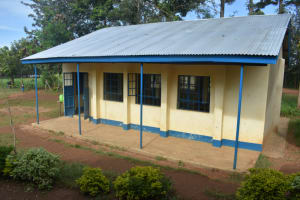 The Water Project: St. Peter's Ebunga'le Primary School -  Classrooms