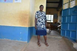 The Water Project: St. Peter's Ebunga'le Primary School -  Headteacher Aswani