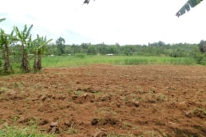 The Water Project: Mwitwa Community, Matiang'i Spring -  Community Landscape