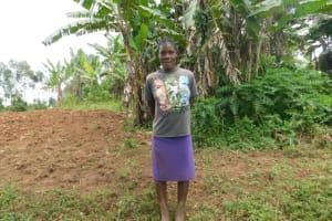 The Water Project: Mwitwa Community, Matiang'i Spring -  Jacinta Mukoya
