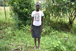 The Water Project: Shianda Township Community, Olingo Spring -  Belinda