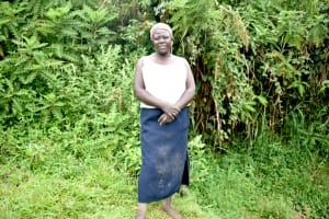 The Water Project: Maraba Community, Shisia Spring -  Florence Shisia