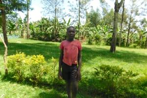 The Water Project: Musango Commnuity, Wabuti Spring -  Christanus