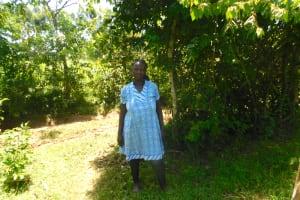 The Water Project: Musango Commnuity, Wabuti Spring -  Jamila Mwibanda
