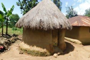 The Water Project: Eshimuli Community, Mbayi Spring -  Kitchen