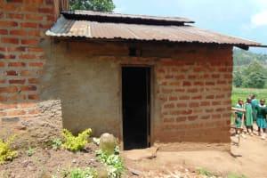 The Water Project: KG Jeptorol Primary School -  Kitchen