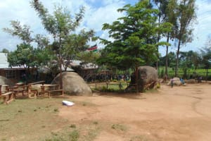 The Water Project: KG Jeptorol Primary School -  School Compound