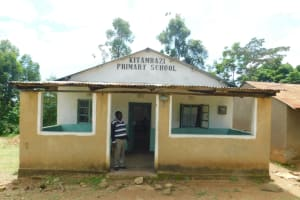 The Water Project: Kitambazi Primary School -  The Administration Block