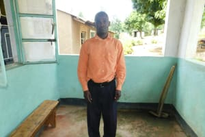 The Water Project: Kitambazi Primary School -  Senior Teacher