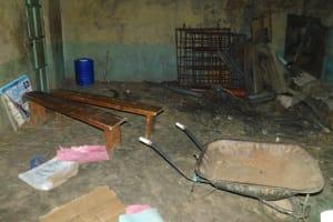 The Water Project: Kitambazi Primary School -  Storage Room Alongside Kitchen
