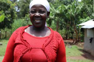 The Water Project: Mahira Community, Wora Spring -  Elected Water Committee Treasurer