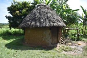 The Water Project: Makhwabuye Community, Majimazuri Lusala Spring -  Kitchen